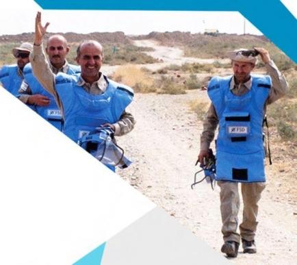 Minenopferhilfe Afghanistan