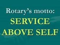 """Was ist mit """"service above self"""" gemeint""""?"""