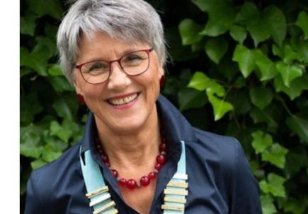 Hanna Lienhard, Governor Inner Wheel District 199 CH-FL
