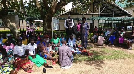 Vom Einsatz im Bwindi Community Hospital in Uganda