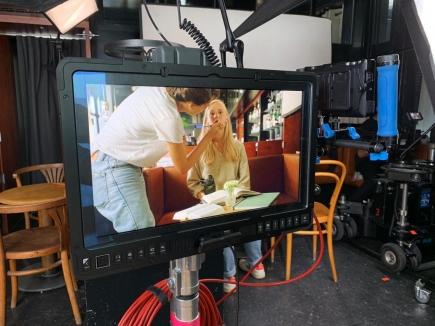 Rotaract Kinowerbung - Ladina von Frisching, Schauspielerin