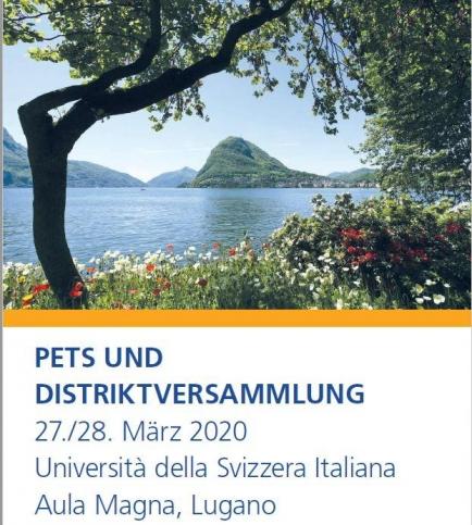 PETS + DV 2020 in Lugano
