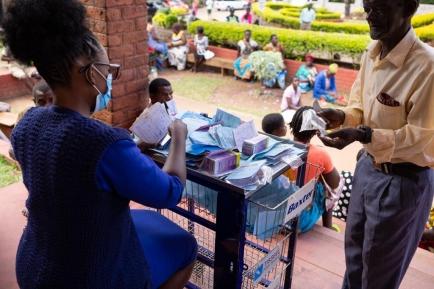Spital in Malawi