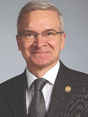 Governor Francesco Beretta Piccoli