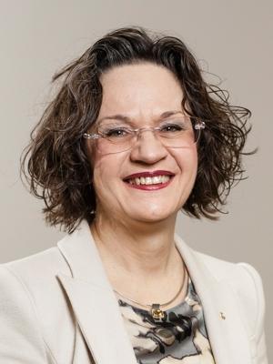 Christine Davatz, Governor elect (DGE)