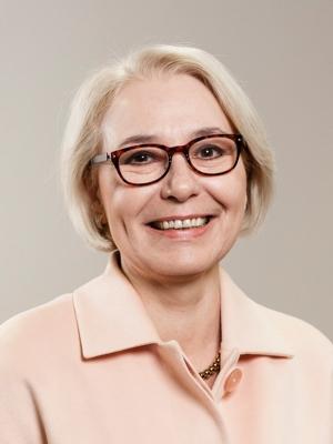 Désirée Allenspach, Distrikt-Sekretär/in