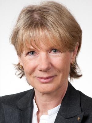 Ursula Schoepfer, Distrikt Governor (DG)